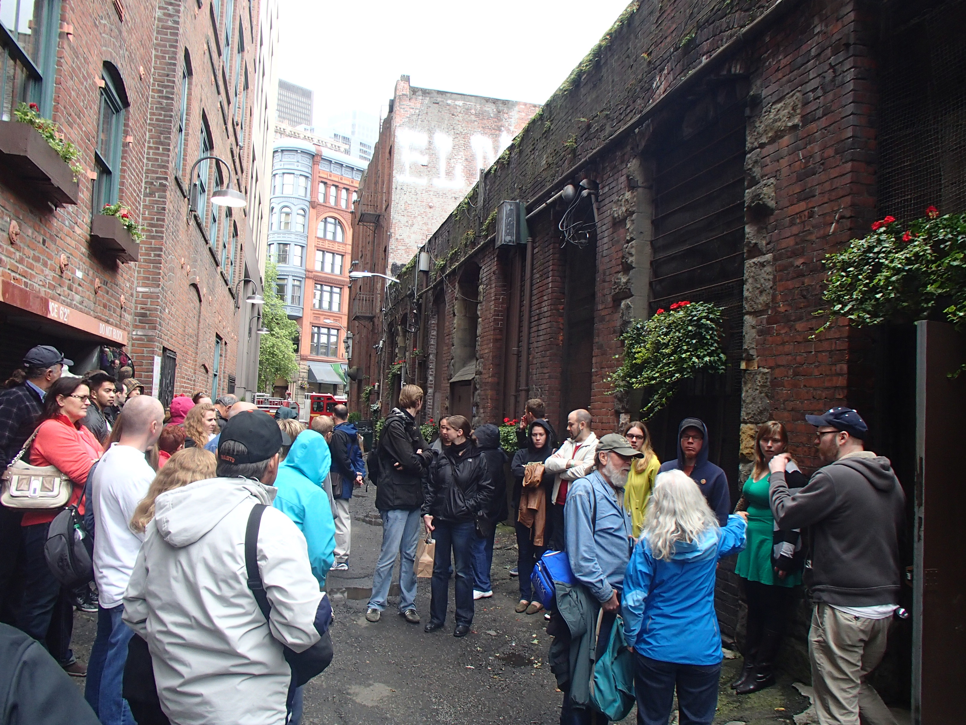 Underground Seattle Tour Prices