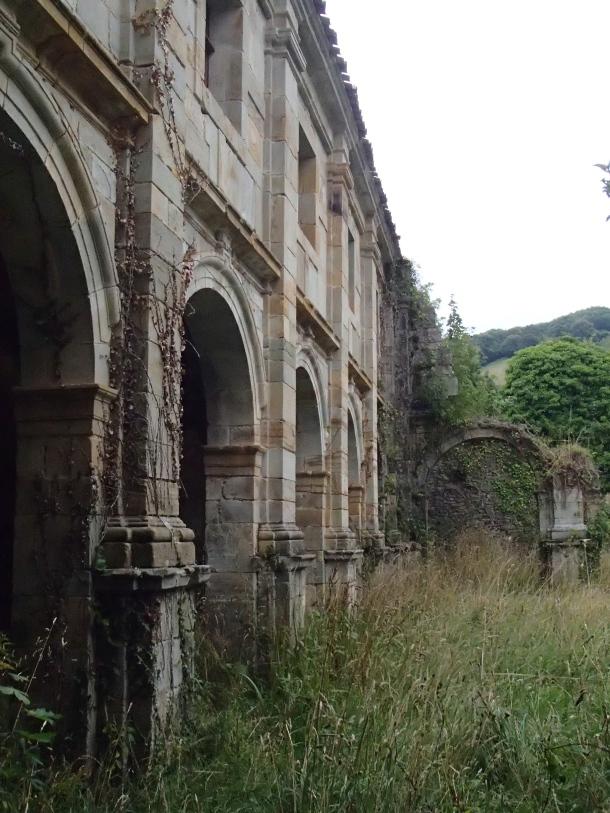 A Forgotten Monastery.