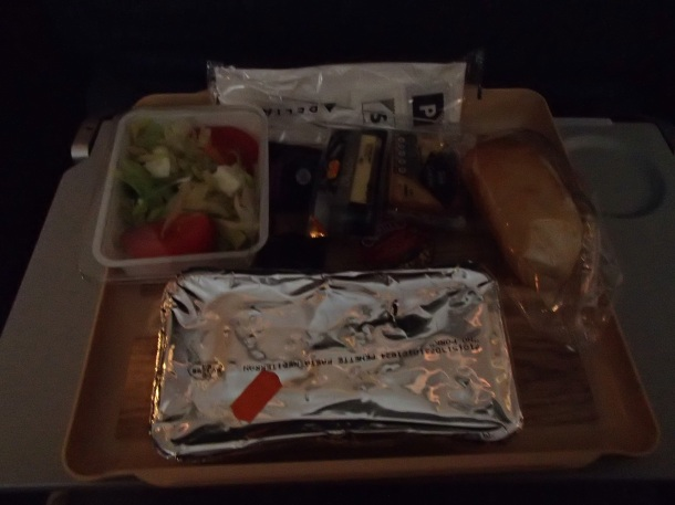 Airline Food - Hate to Love it!