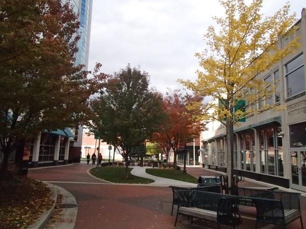 A Walk through Downtown Kalamazoo