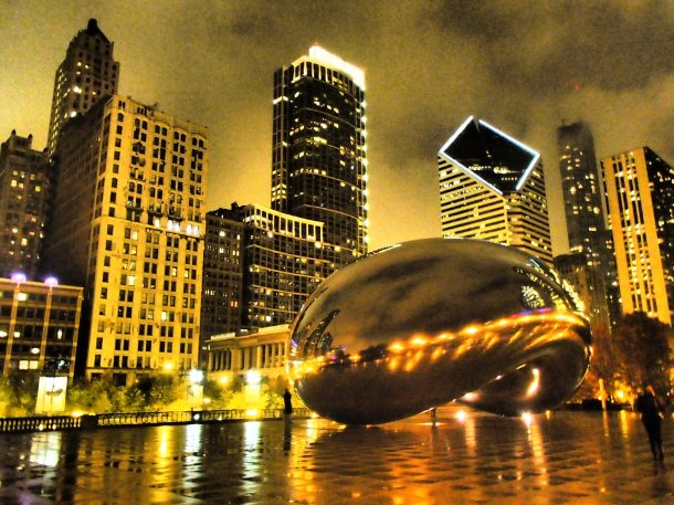 Weekend in Chicago -- Travel Tips