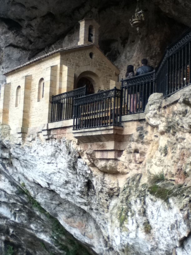 The Story of Covadonga