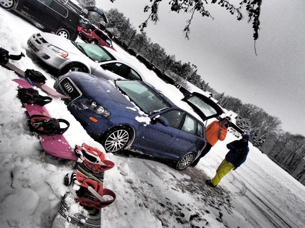 Surviving Winter Apocalypse 2014, Michigan