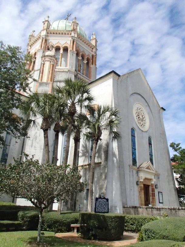 Saint Augustine, Memorial Presbyterian Church