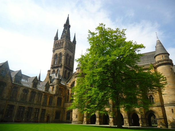 A Tour of the University of Glasgow