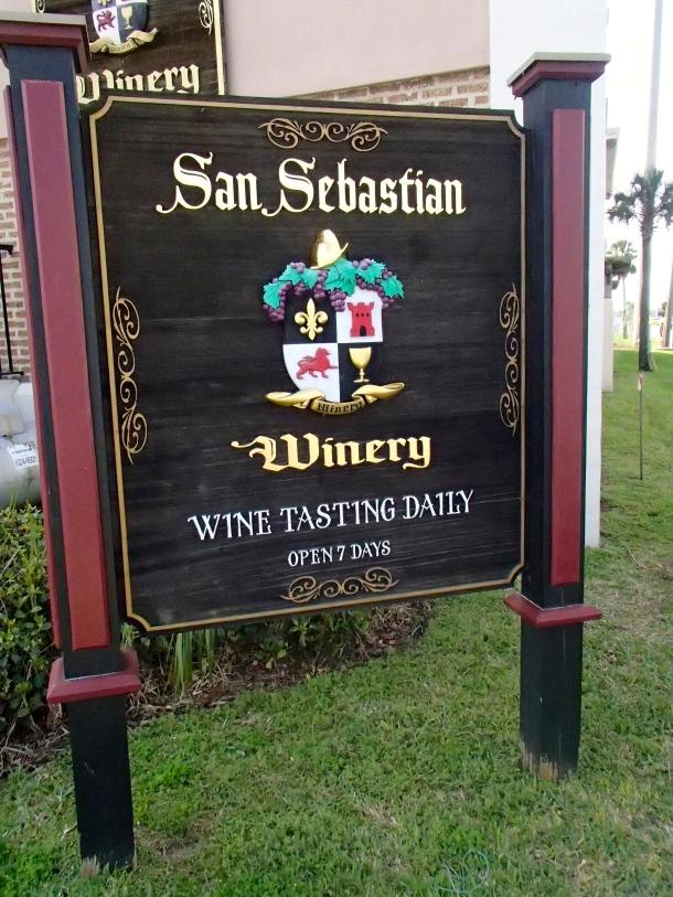Wine Tasting at San Sebastian in Saint Augustine
