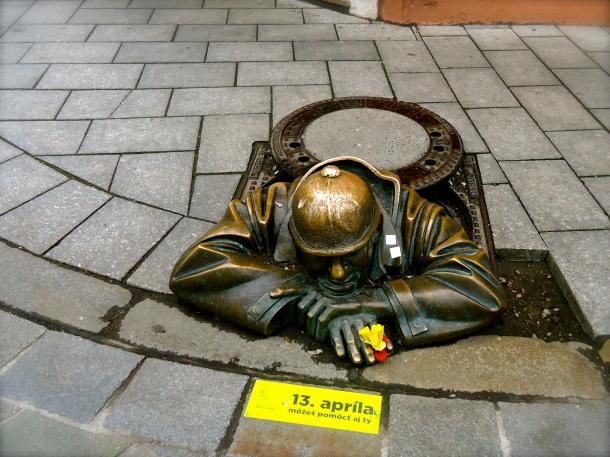 Iconic Statues of Bratislava
