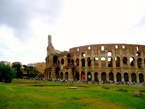 The Great Colosseum of Rome