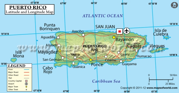 Planning a Trip to Puerto Rico