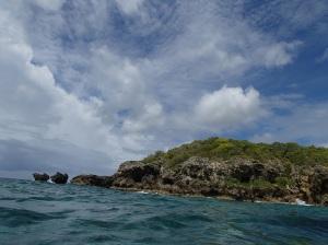 Ocean view from Pata Prieta