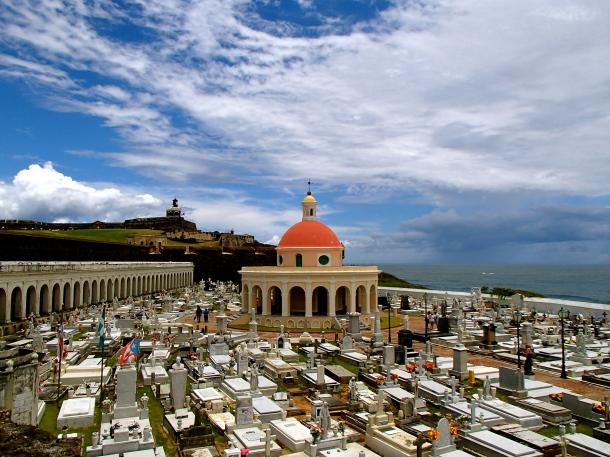 Los Castillos in San Juan
