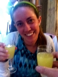 Cheers to Limoncello!!
