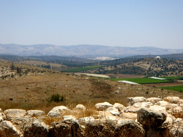 Three days on the Dig in Lachish, Israel