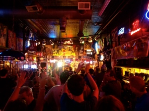 The stage at Robert's Western World