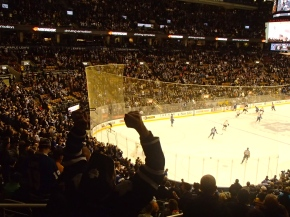 Spontaneous Idea to go to a Toronto Maple Leafs Game